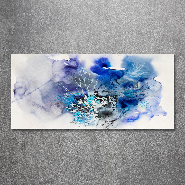 Glas-Bild Wandbilder Druck auf Glas 120x60 Deko Kunst Abstraktes