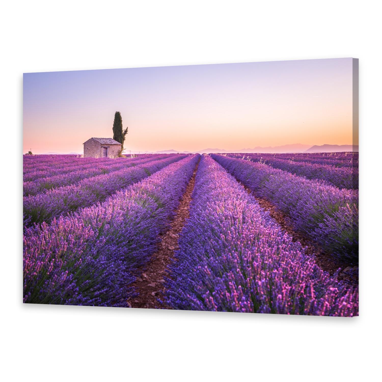 Verdon 3 Bilder Bild Provence Schlucht auf Leinwand Wandbild Poster
